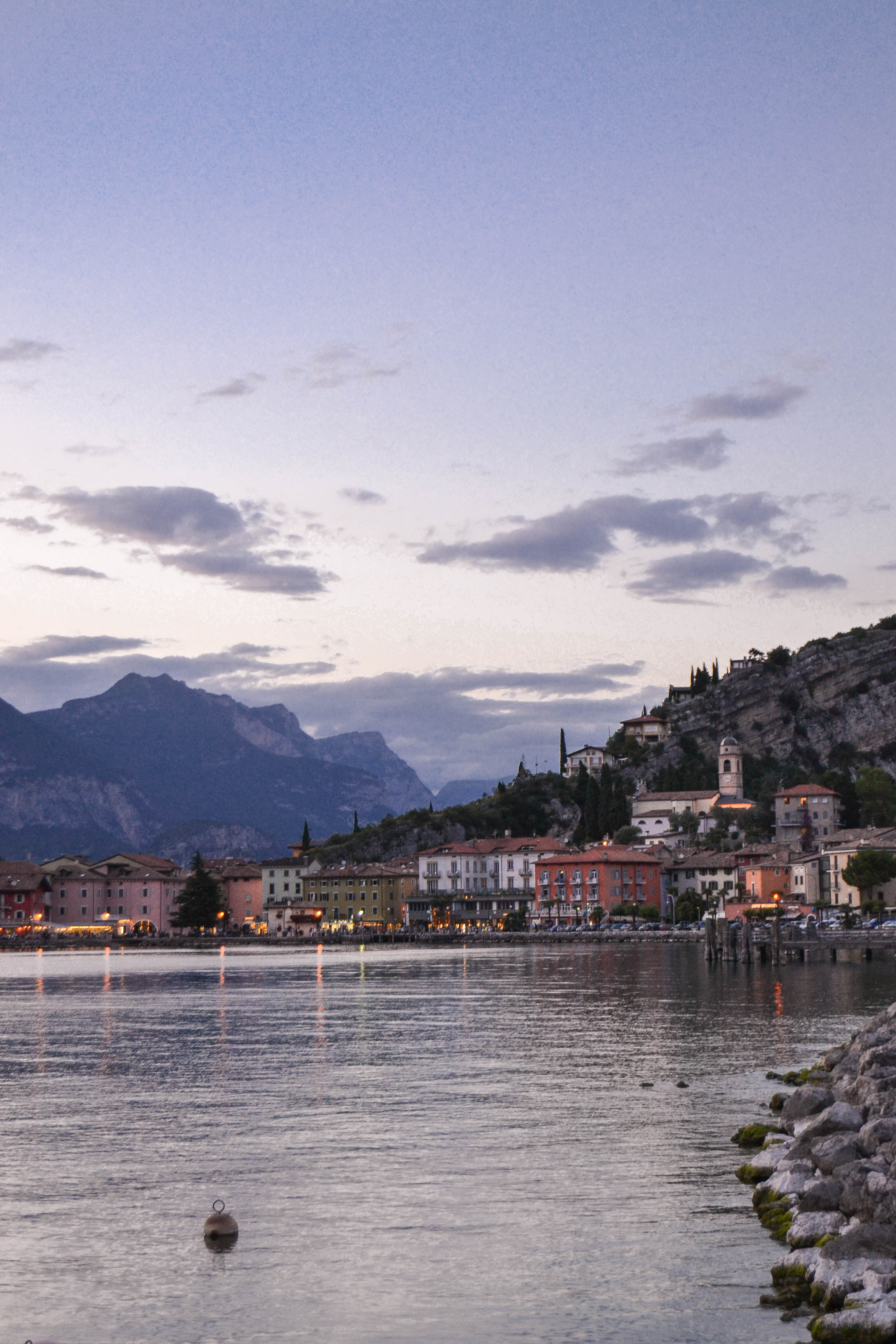 Lake Garda/ Gardasee/ LAgo di Garda, Torbole, Italy