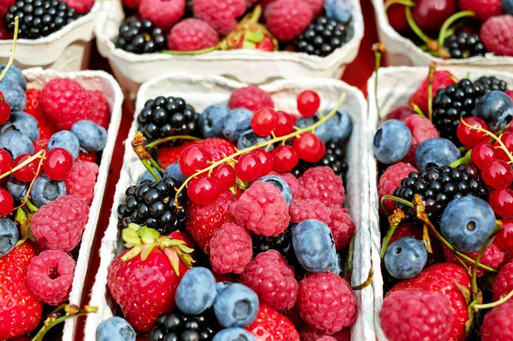 Süßungsmittel Früchte