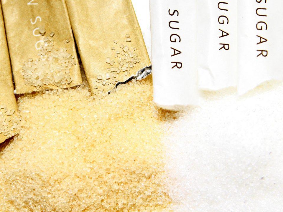 Süßungsmittel Zucker