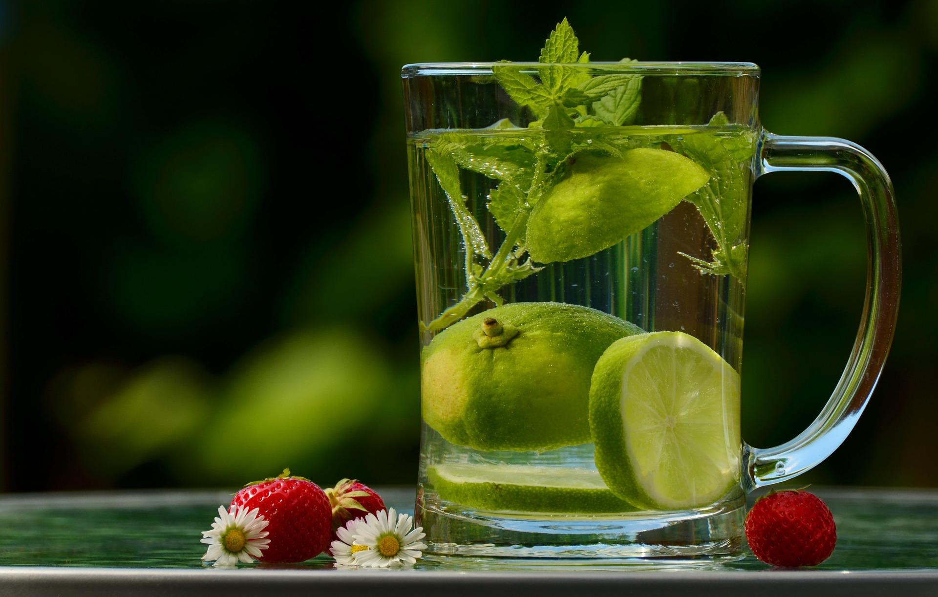 Eine günstige Alternative zu den teuren Detox-Tees