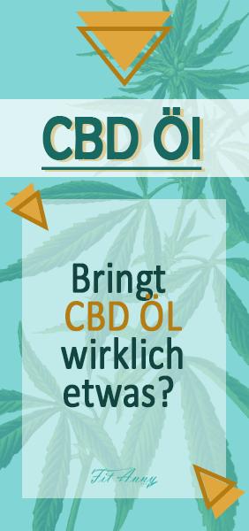 CBD Öl Vorteile - was bringt CBD Öl - CBD Öl Wirkung